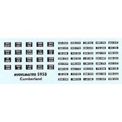 MB5958 CUMBERLAND