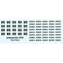 MB5960 EAST KENT