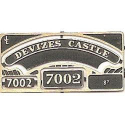 7002 Devizes Castle