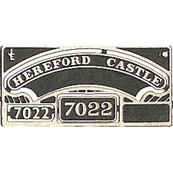 7022 Hereford Castle