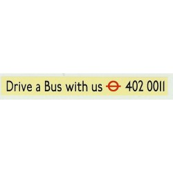 ADV04 4mm Scale Bus Side Advert :