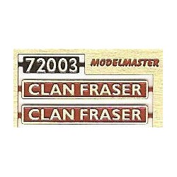 72003 Clan Fraser