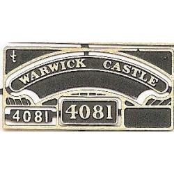 4081 Warwick Castle