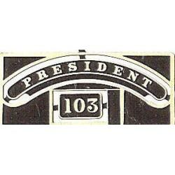 103 President