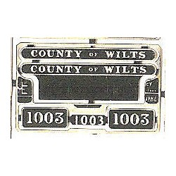 1003 County of Wilts