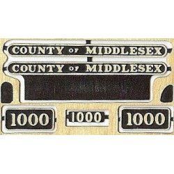 1000 County of Middlesex