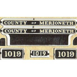 1019 County of Merioneth