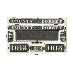 1013 County of Dorset