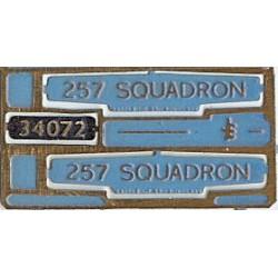 n34072 257 Squadron