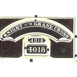 4018 Knight of the Grand Cross
