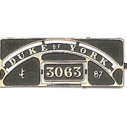 3063 Duke of York