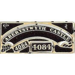 4084 Aberystwyth Castle