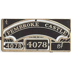 4078 Pembroke Castle