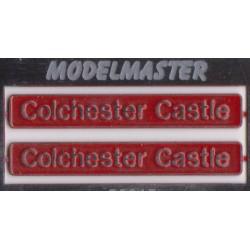90015 Colchester Castle