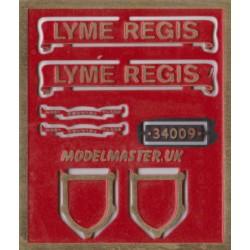 34009 Lyme Regis