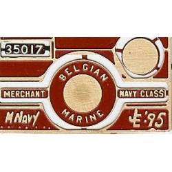 n35017 Belgian Marine