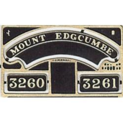3261 Mount Edgcumbe