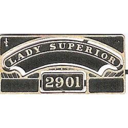 2901 Lady Superior