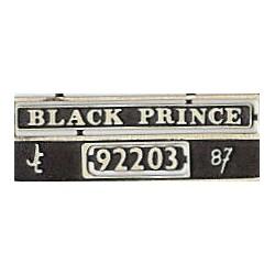 92203 Black Prince