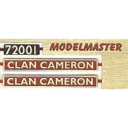 n72001 Clan Cameron