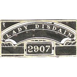 2907 Lady Disdain