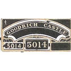 5014 Goodrich Castle