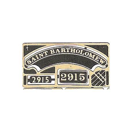 2915 Saint Bartholemew