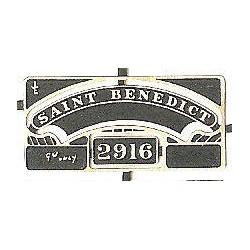 2916 Saint Benedict