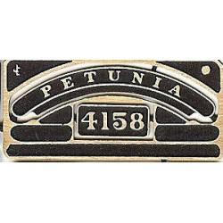 4158 Petunia