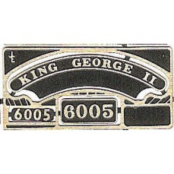 6005 King George II
