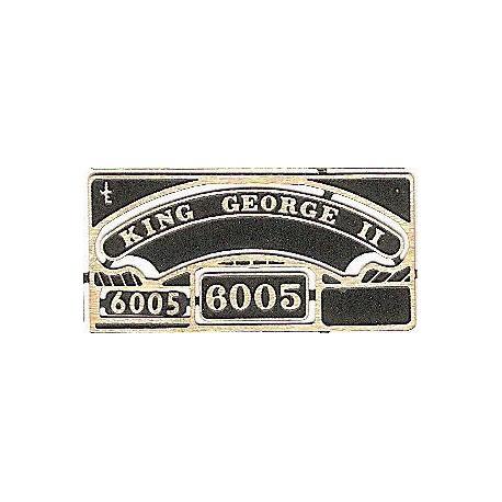 6005 King George II
