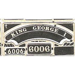 6006 King George I
