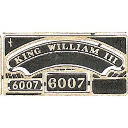 6007 King William III