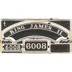 6008 King James II