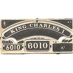 6010 King Charles I