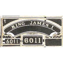 6011 King James I