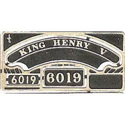 n6019 King Henry V