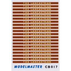 CB017 THE LANCASTRIAN