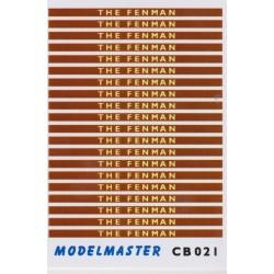 CB021 THE FENMAN