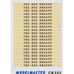 CB305 THE RED DRAGON