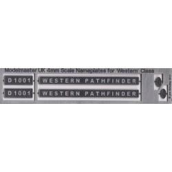 D1001 WESTERN PATHFINDER