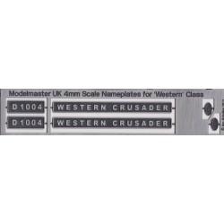 D1004 WESTERN CRUSADER