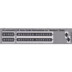 D1008 WESTERN HARRIER