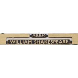 n70004 William Shakespeare