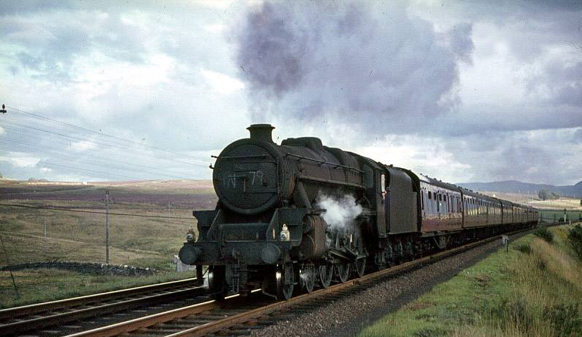 4mm 45110-45158 'Black Five' 4-6-0